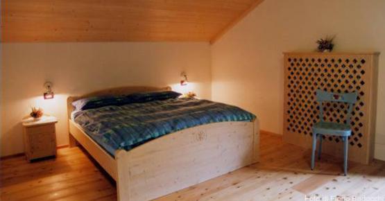 camere da letto al rifugio ciampac